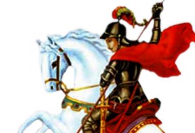São Jorge, o Santo Guerreiro